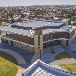 WHERE'S THE STEEPLE? — True North Church, Perth, Australia