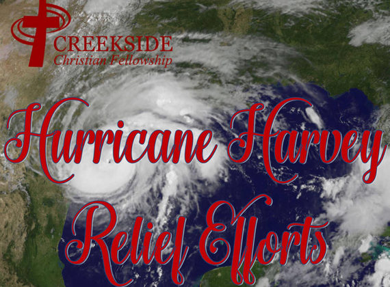 Creekside Fellowship Helping Shelter Storm Victims