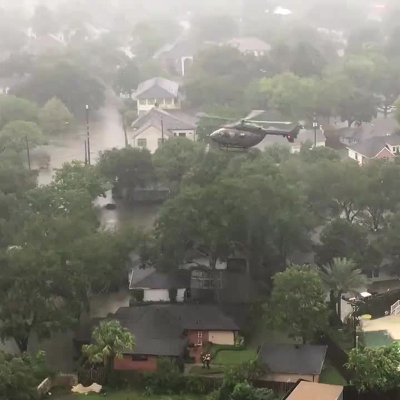 Harvey Recovery: News and Notes