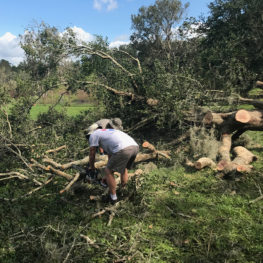 Florida Churches Respond to Hurricane Irma