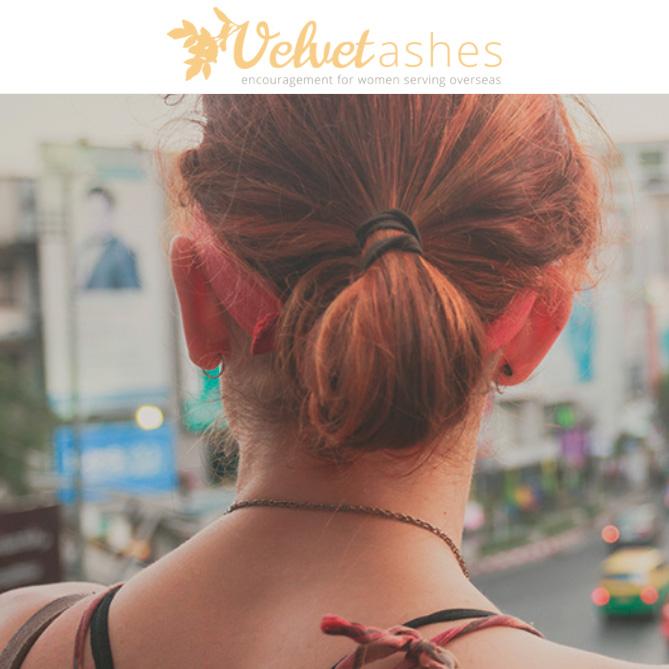 Velvet Ashes: Reaching Women All Over the World