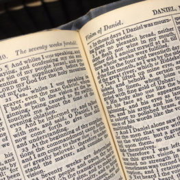 Lesson for January 28, 2018: A Strong Faith (Daniel 10:10-19)