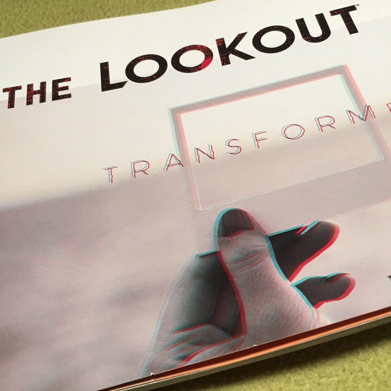Discipleship and the New Lookout