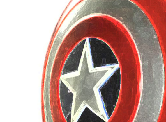 Church Member Recovering after Pastor Throws Captain America Shield into the Congregation