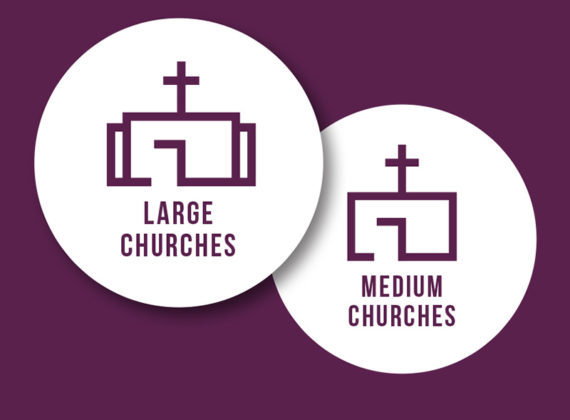 2017 Fast Facts about Large Churches and Medium Churches